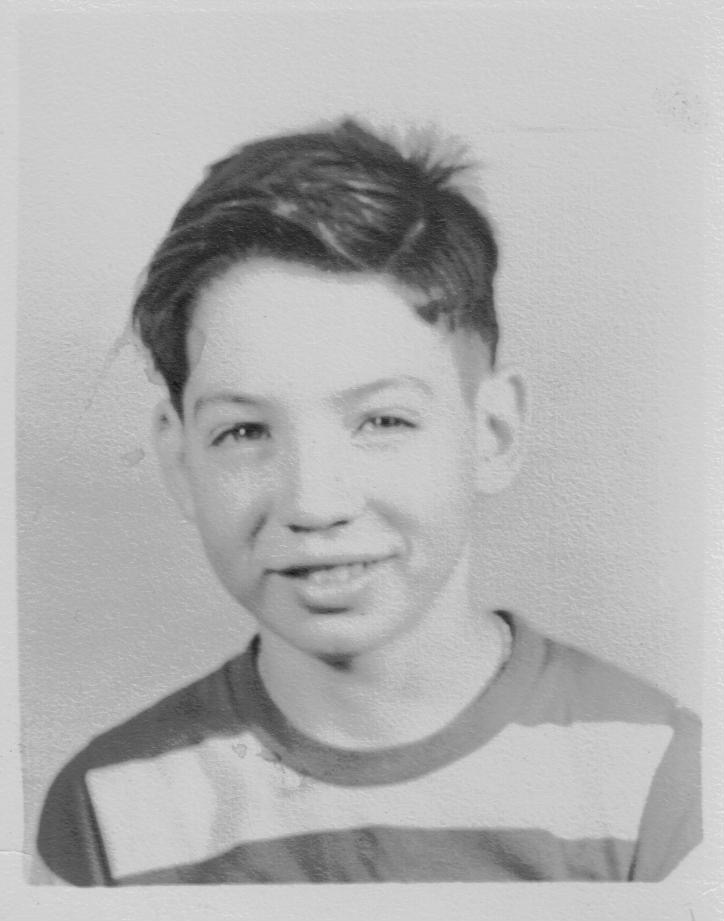 a very young Jim Pearcey