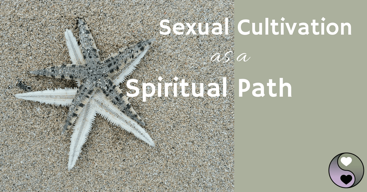 Sexual Cultivation as a Spiritual Path